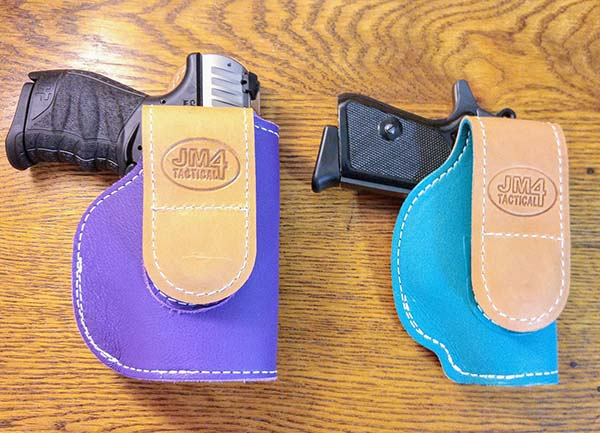 leather concealed Holster